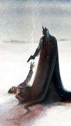 DC Comics Batman and Joker. Nightwing, Batgirl, Batwoman, Marvel Dc Comics, Heros Comics, Dc Heroes, Damian Wayne, Im Batman, Batman Art