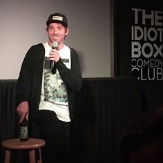 The Idiot Box - Fun & Games - Spend your leisure time with this award winning Improv Comedy events good for all ages at the The Idiot Box