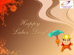 Happy Labour Day #happylabourday