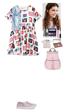 """""""Summer outfit Beautifulhalo"""" by eliza-redkina ❤ liked on Polyvore featuring mode, Axel Arigato, Regal Rose, Dolce&Gabbana, Christian Dior, LORAC, Urban Decay et Chloé"""