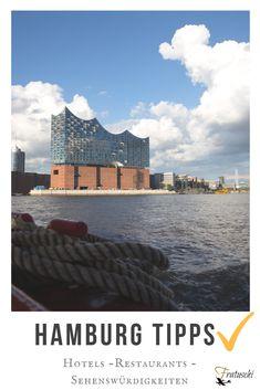 #Städtereise #Hamburg alle #Tipps für wunderschöne #Hotels, #Restaurants und #Sehenswürdigkeiten. #Hamburgtipps der gehobenen Art. #Luxusreise
