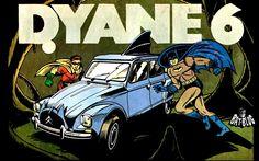 Citroën Dyane  6 @ Bat-Blog