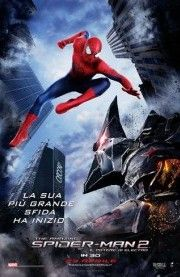 The Amazing Spider-Man 2 Streaming Ita