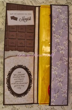 Ja, her kommer enda et av sjokoladekortene, som tok veien til Spania