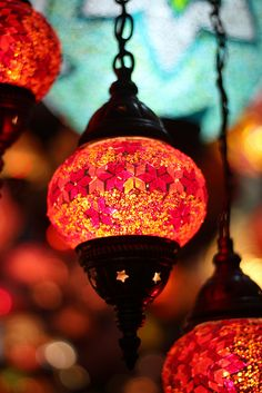 Delicious Turkish lights