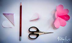 Helmihytti: DIY - Kukkakimppukortti äitienpäiväksi Diy, Bricolage, Do It Yourself, Homemade, Diys, Crafting