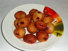 Дрожжевые пончики со сливовым вареньем - пошаговый рецепт с фото: Сытные. - Леди Mail.Ru