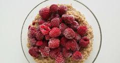 Meine Erfahrung mit dem 10-Wochenprogramm Size Zero von Julian Zietlow, Size Zero Rezepte, Porridge