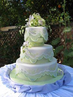 by ... Elegant Cake Creations