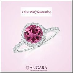 Claw-Pink-Tourmaline-and-Diamond-Halo-Ring