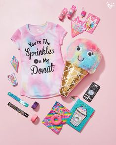 Life is sweet. Shop the Treat Boutique for candy-coated-fun style, toys & accessories.
