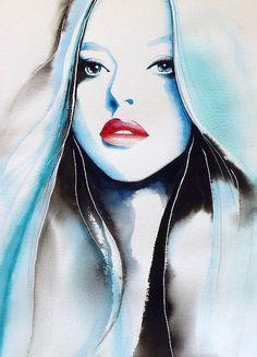 "New artwork for sale! - ""Amanda Siefried"" - http://fineartamerica.com/featured/amanda-siefried-kimberly-godfrey.html … @fineartamerica"