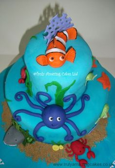 Truly Amazing Cakes - Boys' birthday cakes