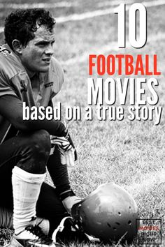 These football movies based on true stories are great to watch during the Summer, pre-season, football season, or any time of year. These Netflix titles feature both dramas and biographical dramas. Best Football Movies, Best Kid Movies, Family Movies, Good Movies, Football Cheer, Watch Football, Football Season, Love Movie, Movie Tv