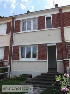 Achat maison Sotteville-lès-Rouen 76300 Seine-Maritime 64 m2 3 pièces 127200…