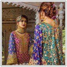 Heavy Embroidered Dress – Libas-e-Khaas Bridal Mehndi Dresses, Pakistani Wedding Outfits, Bridal Dress Design, Pakistani Bridal Dresses, Pakistani Wedding Dresses, Pakistani Dress Design, Pakistani Mehndi Dress, Indian Designer Outfits, Designer Dresses