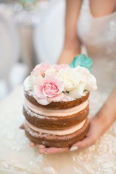 Our custom naked cakes! Christina Tosi, Pretty Cakes, Beautiful Cakes, Amazing Cakes, Mini Cakes, Cupcake Cakes, Red Sangria Recipes, Nake Cake, Peach Schnapps