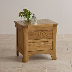 Use as a lamp stand? Is it tall enough? Orrick Rustic Solid Oak Bedside Table | Bedroom Furniture