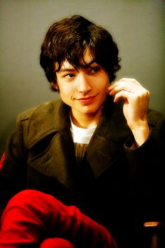 """I am very much in love with no one in particular."" - Ezra Miller"
