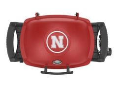 This Weber® Q® 1200™ College Edition Grill will be on the wish list of every Nebraska fan this year!
