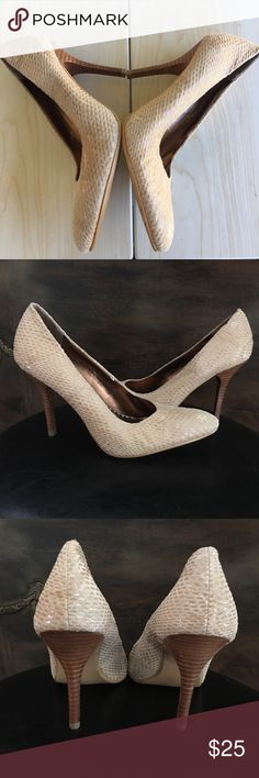 Pumps from Restricted Sz 8 - Brand NEW These are only for confident walking ladies who loves fashion! Classy & Sexy! Never out of the closet! Restricted Shoes