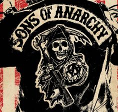 All time favorite show: Sons of Anarchy
