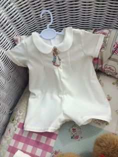 Baby Blue Romper Suit Objective Baby Clothes Peter Rabbit Peter Rabbit