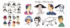 La distinción como tendencia: el sombrero | Sarah World  http://www.sarahworld.com/2013/08/la-distincion-como-tendencia-el-sombrero/