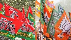 UP Assembly elections 2017:  SP MLA, BJP candidate booked for outstep model code of conduct