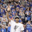 Tuesday, April 3, 2012  Welcome home at Rupp