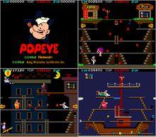Popeye (video game) - Wikipedia, the free encyclopedia