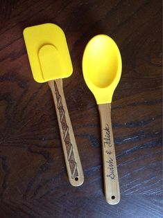 Harry Potter Themed Spoon and Spatula Set