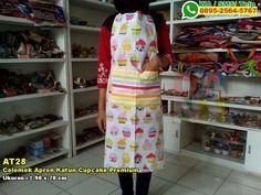 Celemek Apron Katun Cupcake Premium WA/SMS/TELP: 0899-5255-896 #CelemekApron #TokoApron #souvenirPernikahan