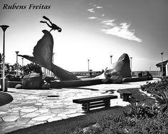 https://flic.kr/p/6ejPn6 | Praça da Baleia - Rio das Ostras | Whale square  City: Rio of the Oysters - Rio de Janeiro Brazil  Rio das Ostras-RJ