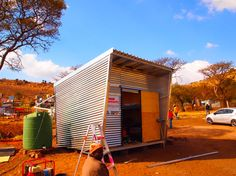 pre-fab mamelodi pod provides off-the-grid housing in africa