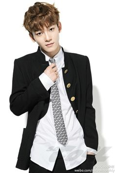 Chen ♡ EXO - So Cool Magazine Issues