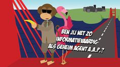 Een avontuurlijke toets die de informatievaardigheden van kinderen uit gr 7 en 8 in kaart brengt