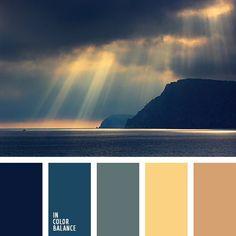Resultado de imagen para paletade colores con azul oscuro