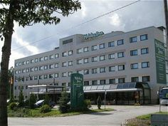 Holiday Inn Helsinki Vantaa Airport - Finland Helsinki, Finland, Hotels, Building, Holiday, Travel, Vacations, Viajes, Buildings