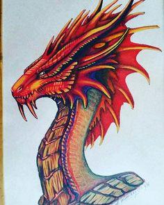 Vera Art (@vera.draw) • Fotky a videa na Instagramu Dragon Art, To My Daughter, Drawings, Artwork, Instagram, Work Of Art, Auguste Rodin Artwork, Sketches, Artworks
