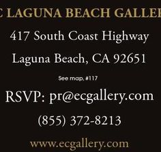 Map guide and Calender of Arts for Orange County California Focusing on art galleries, museums and the Laguna Beach art community Beach Art, Fine Art Gallery, Community Art, Orange County, Galleries, Summer, Summer Time, Art Gallery