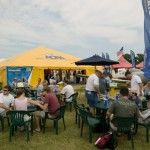 Coming to AirVenture 2014? We hope you'll stop by the AOPA tents, directly across from the Brown Arch this year.