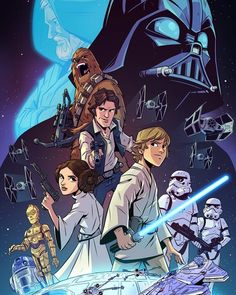 Luke a new hope