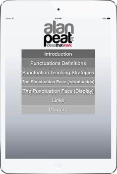 Alan Peat Punctuation App