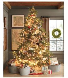 I looooooove this time of year. Love it. Love it. Love it. We've been dragging out our Christmas stuff all week and this year, I'm feeling like we need to spruce up our ornament collection a litt...