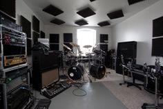 Band Rehearsal Studio