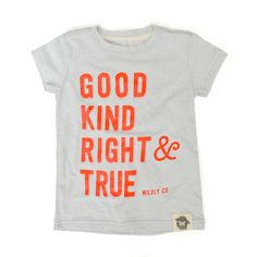 exclusive april T, ethically made kids clothes