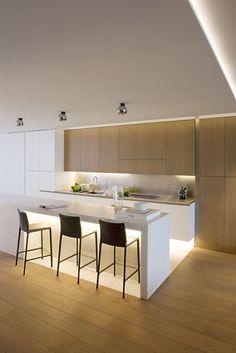 Ontwerp en inrichting van luxe appartement in Knokke-Zoute door DSM Interior Projects