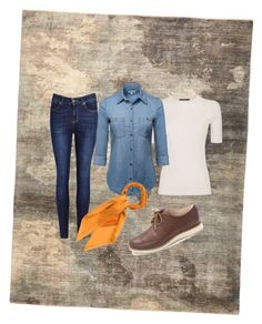 Freddie Scooby Doo by bchez on Polyvore featuring polyvore fashion style Theory Cole Haan Hermès clothing