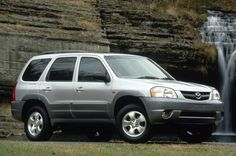 Awesome 2004 Mazda Tribute Photos Gallery